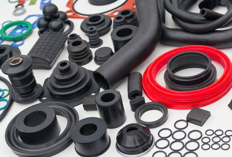 Rubber for automotive industries