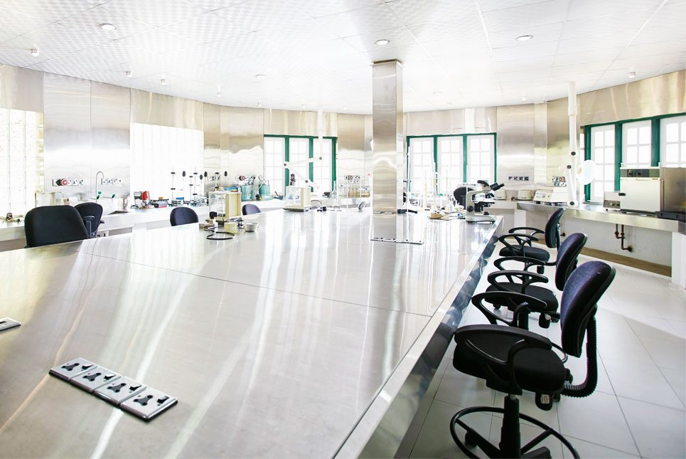 ASR laboratory