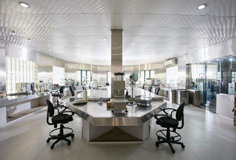 Diurumpitiya laboratory