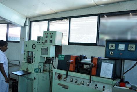 Yatideriya laboratory